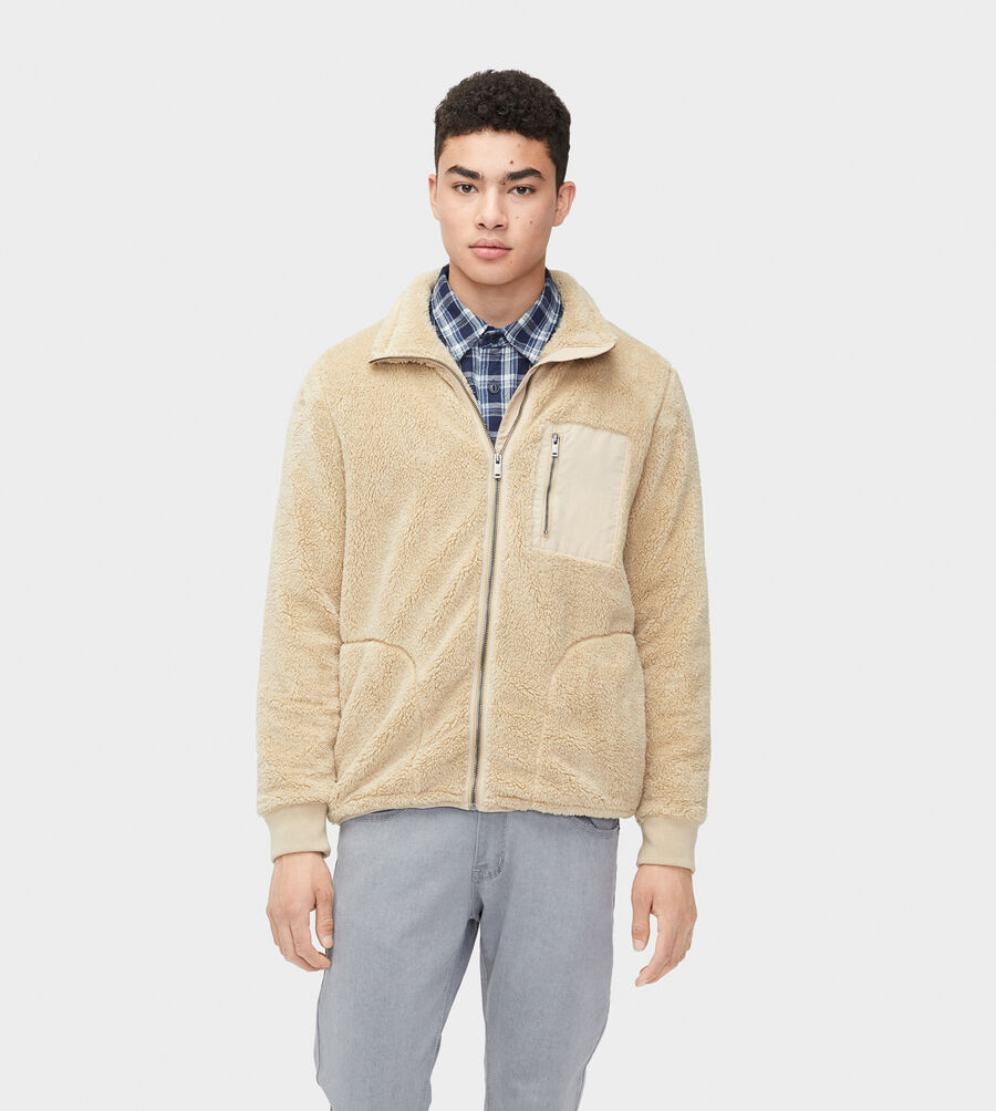 Lucas Sherpa Zip-Up - Image 3 of 6