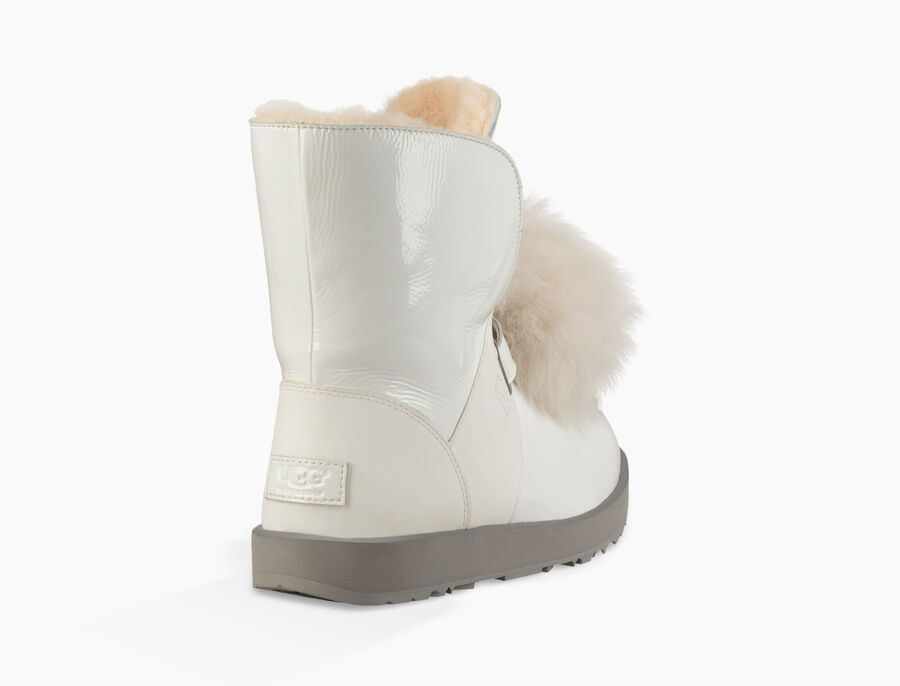 Isley Patent Waterproof Boot - Image 4 of 6