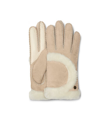 Sheepskin Exposed Seam Glove