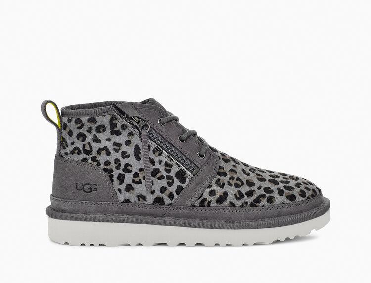 Neumel Zip Leopard