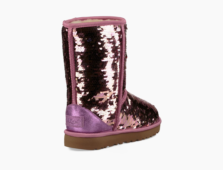 a379d31f0280 Women's Classic Short Sequin Boot   UGG® Official