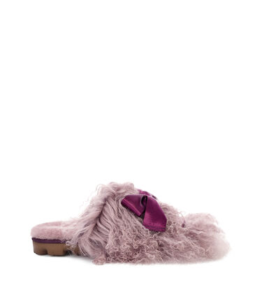 Classic Coquette Mongolian Slipper