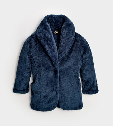 Annona Sherpa Travel Cardigan