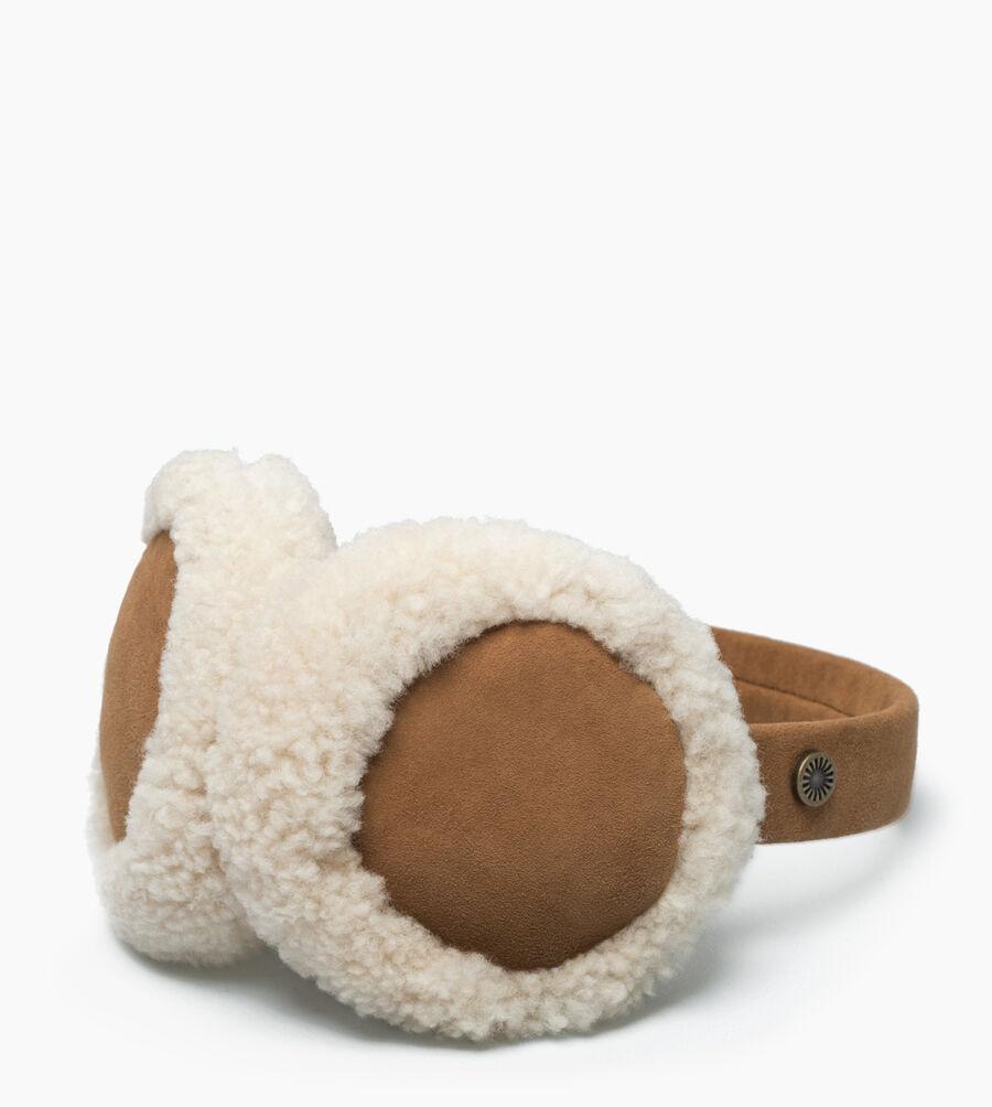 Classic Sheepskin Earmuff - Image 2 of 2