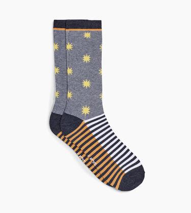 Owen Novelty Crew Sock