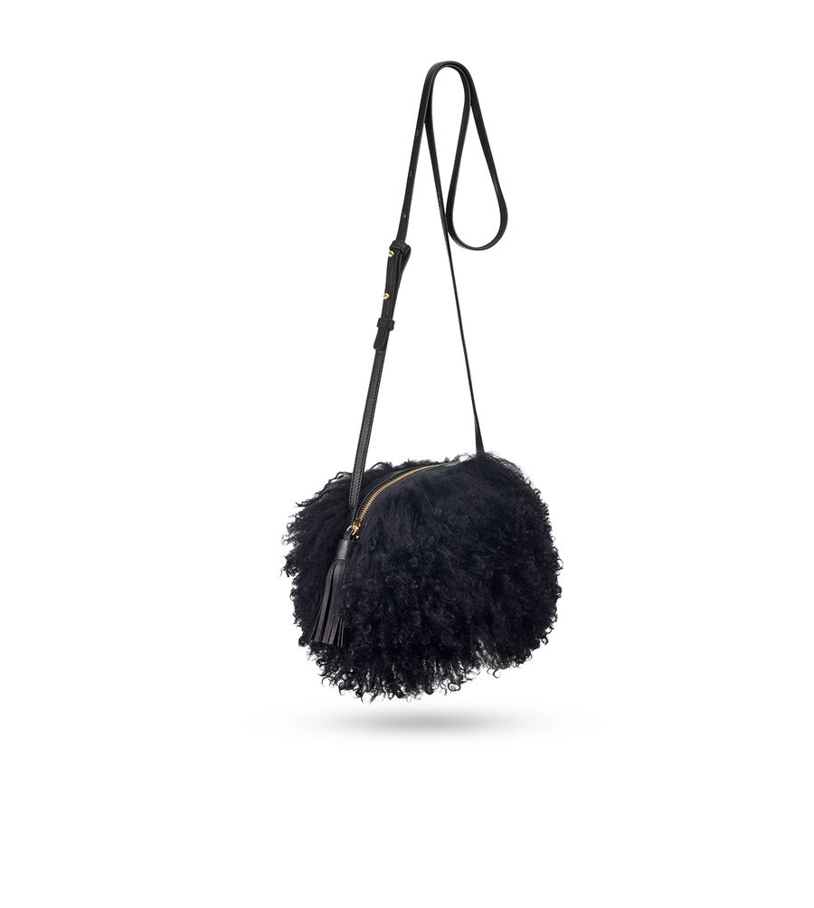 Mongolian Pom Pom Crossbody - Image 1 of 5