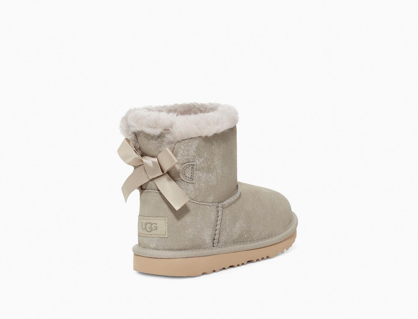 Mini Bailey Bow II Shimmer Kids' Boot | UGG®