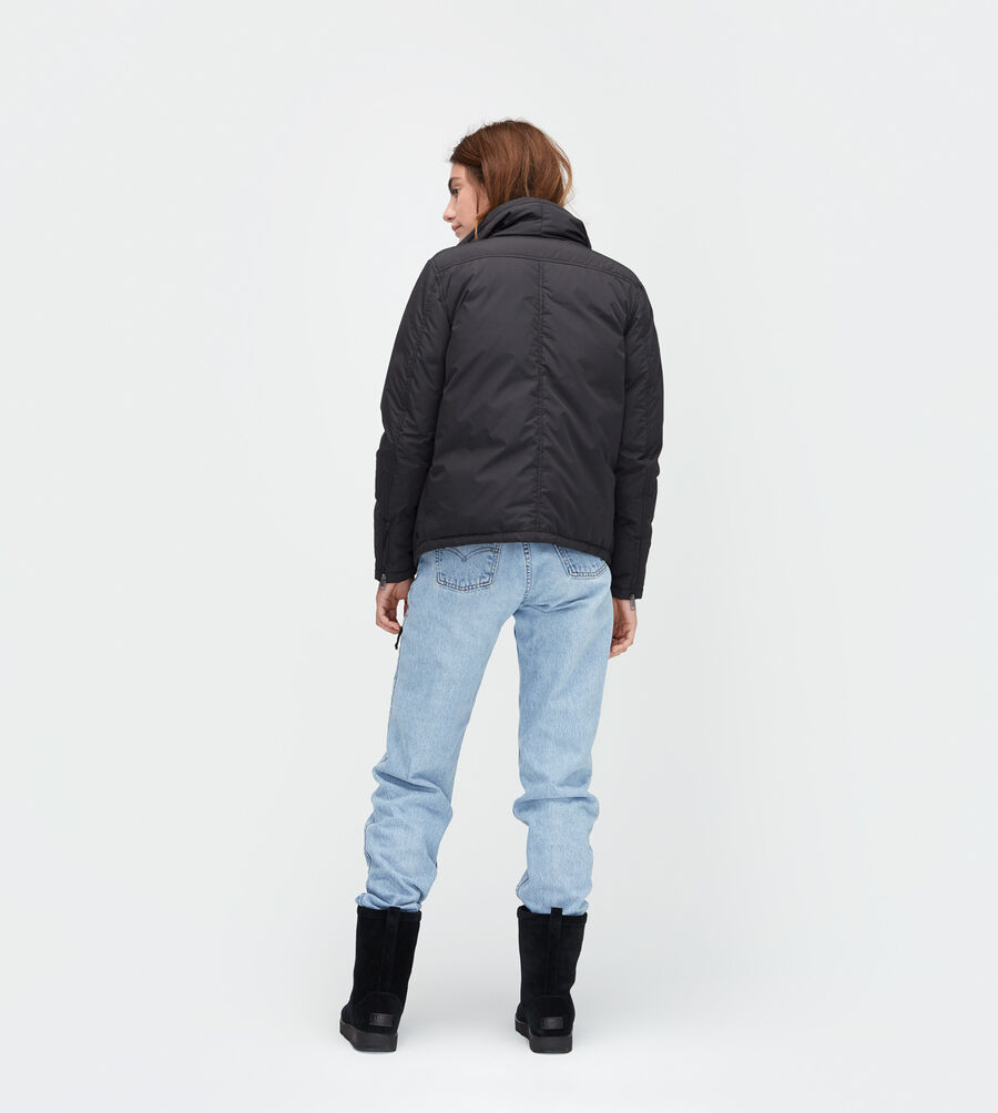 Short Fashion Puffer Jacket - Image 3 of 4