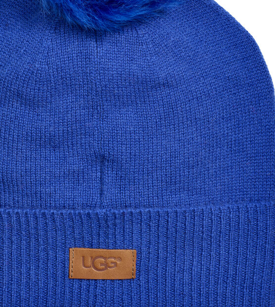 Luxe Pom Hat