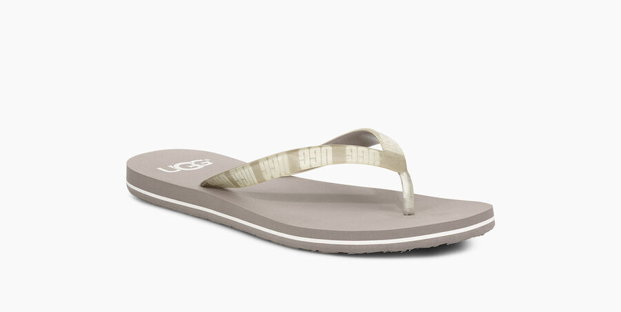 Simi Graphic Flip Flop - Image 2 of 6