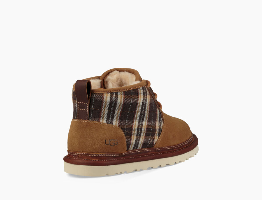 Neumel Pendleton Plaid Boot - Image 4 of 6