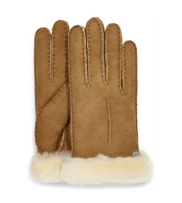 Single Point Sheepskin Glove
