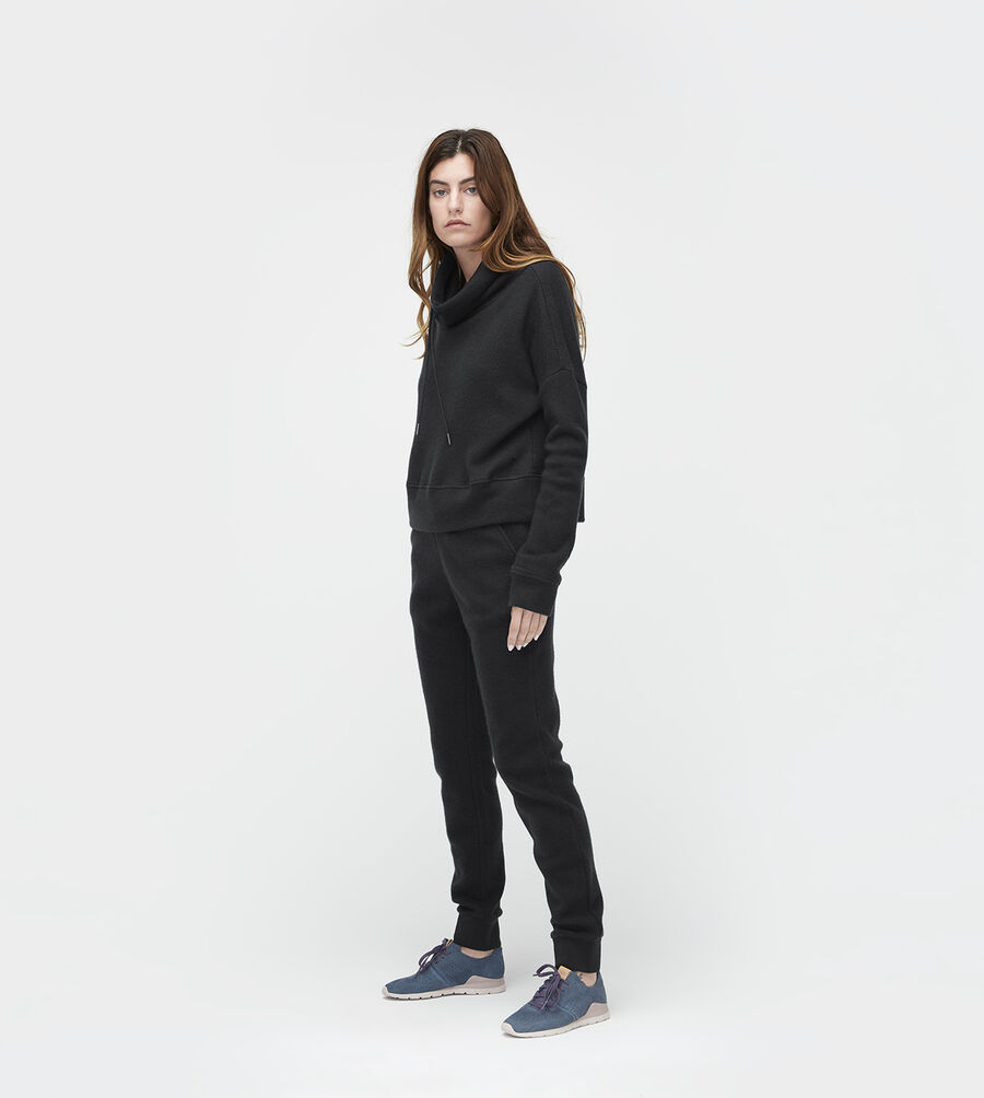 Wool Jersey Knit Joggers - Image 3 of 4