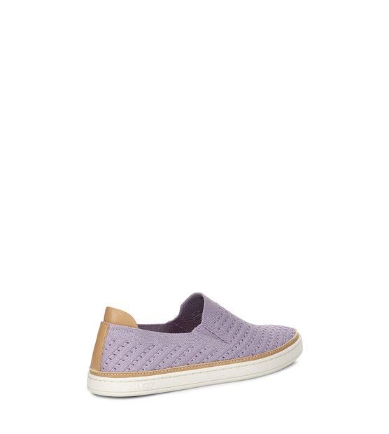 Sammy Metallic Chevron Sneaker