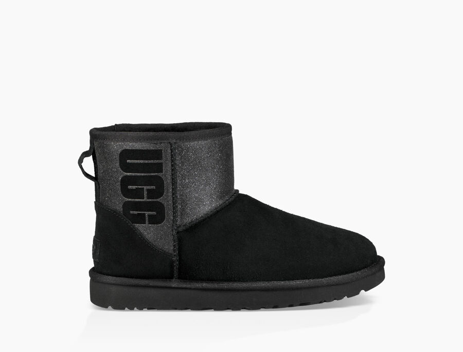 Classic Mini UGG Sparkle Boot - Image 1 of 6