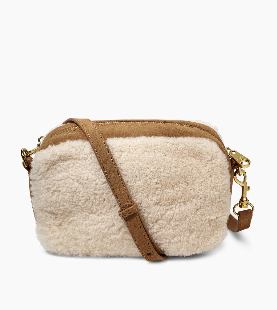 Janey Sheepskin Crossbody Ii Ugg Us
