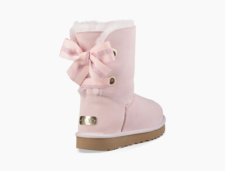 Customizable Bailey Bow Short Boot - Image 1 of 8