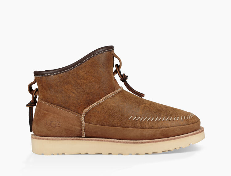 Campfire Bomber Pull-On Boot