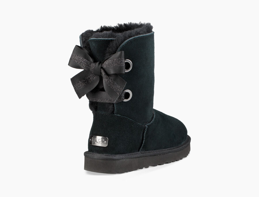 Customizable Bailey Bow Short Boot - Image 2 of 7