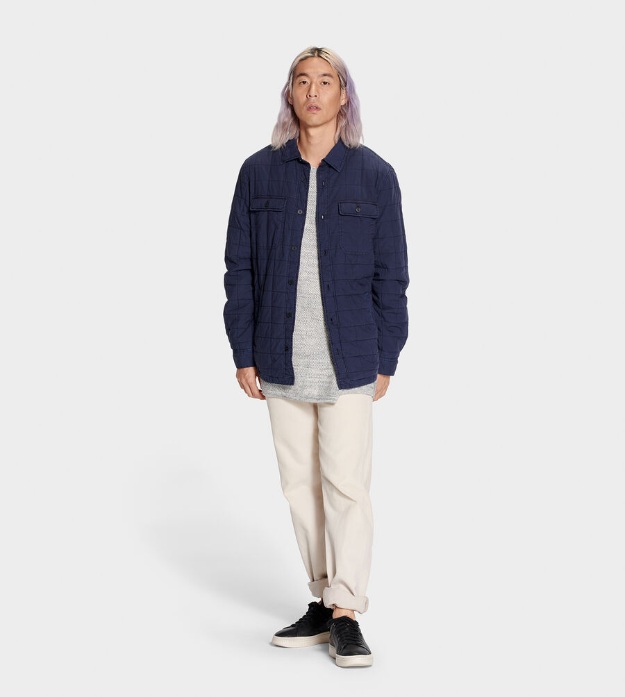 Trent Quilted Shirt Jacket - Image 6 of 6