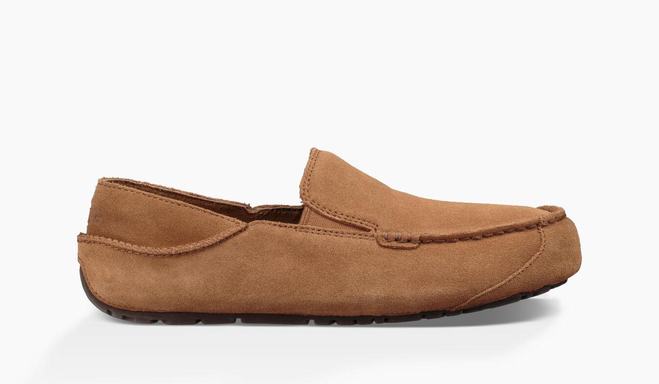 Sale Footlocker Outlet With Paypal Order Online UGG Upshaw Loafer(Men's) -Azul Leather 8jPJk