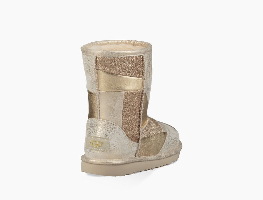 Classic  II Short Patchwork Boot - Image 4 of 6