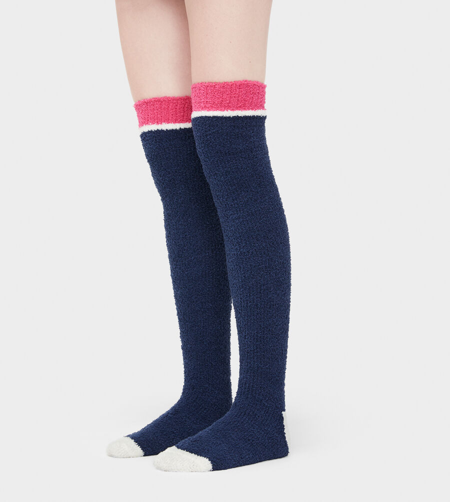 Cozy Over-the-Knee Sock - Image 1 of 6