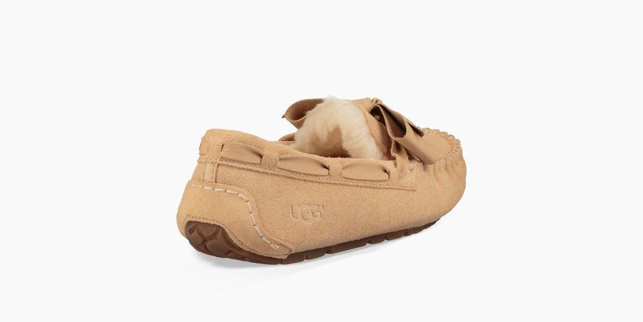 Dakota Leather Bow Slipper - Image 4 of 6