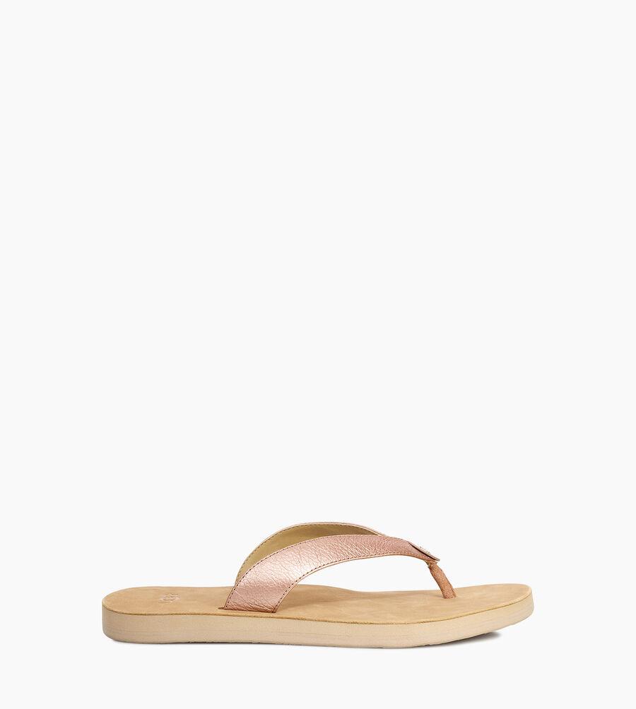 Tawney Metallic Sandal - Image 1 of 6