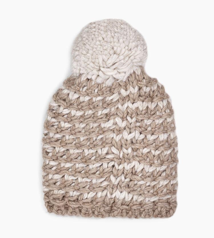Yarn Pom Hat