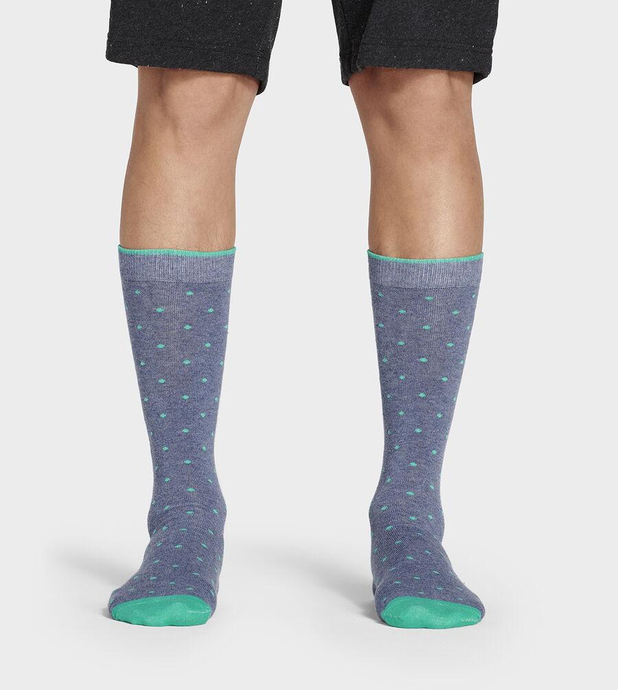 Mini Dot Crew Sock - Image 2 of 4