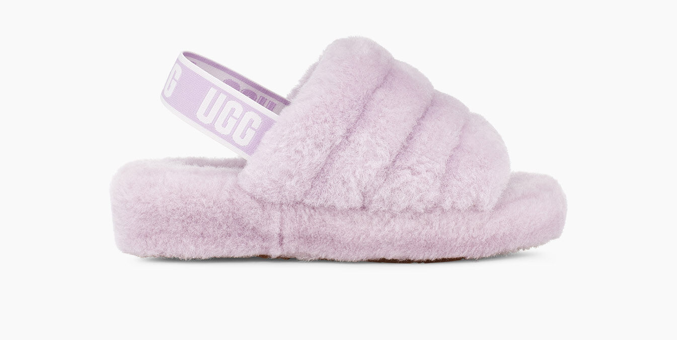 shoes, tan, ugg boots, slippers, fluffy Wheretoget