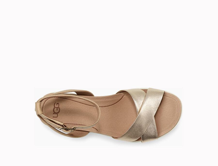 Tipton Metallic Sandal - Image 5 of 6