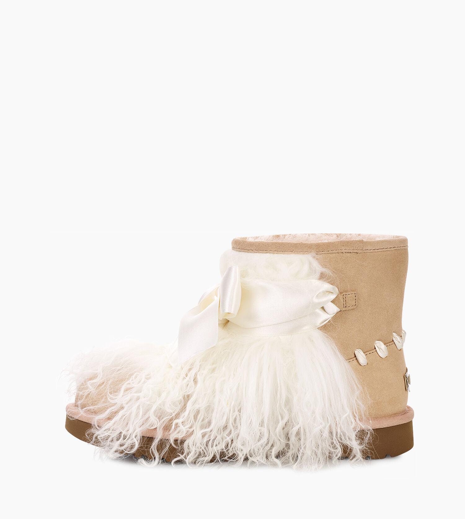 da02f76c095a7c Women s Share this product Classic Mini Mongolian Boot