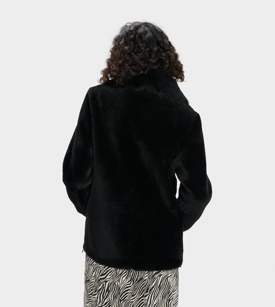 Nadine Short Shearling Jacket - Image 2 of 4