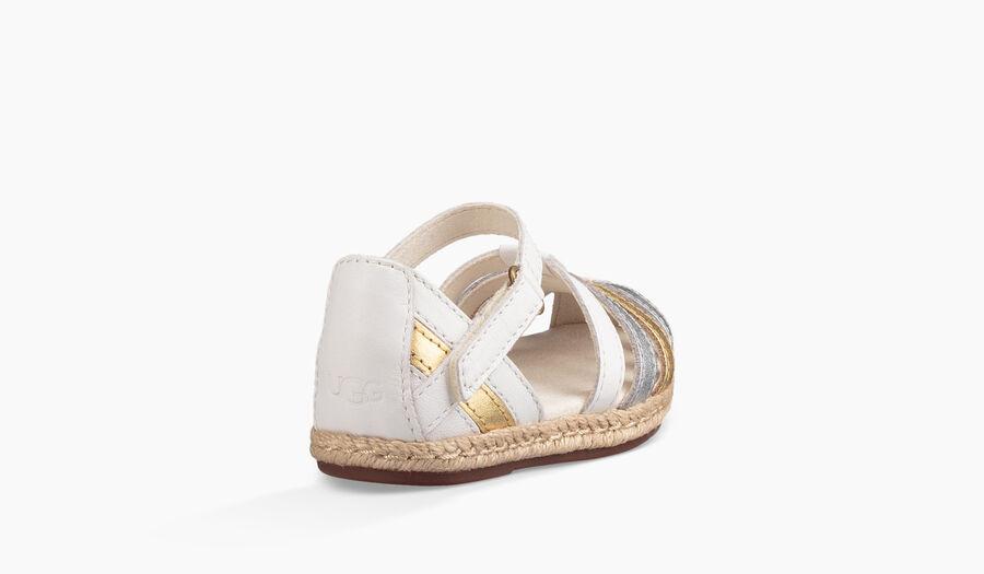 Matilde Metallic Sandal - Image 4 of 6