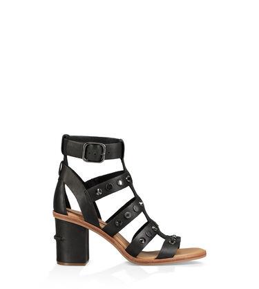 Macayla Studded Bling Heel