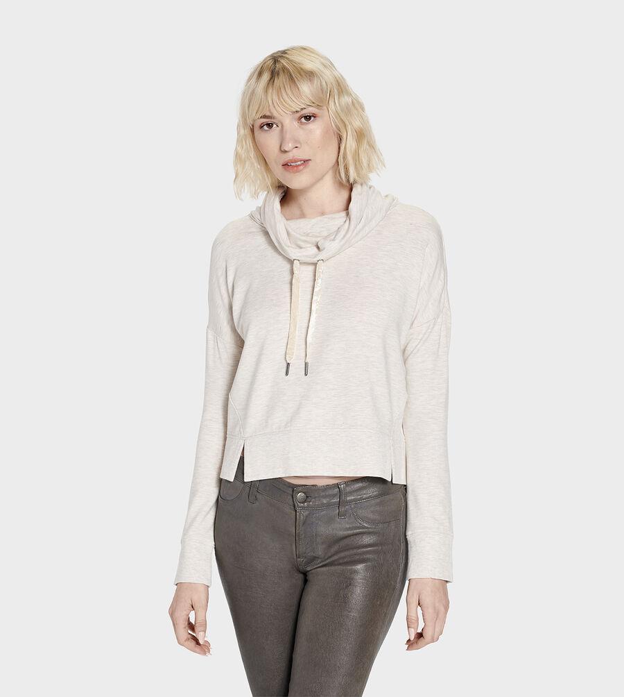 Miya Funnel Neck Sweatshirt - Image 3 of 5