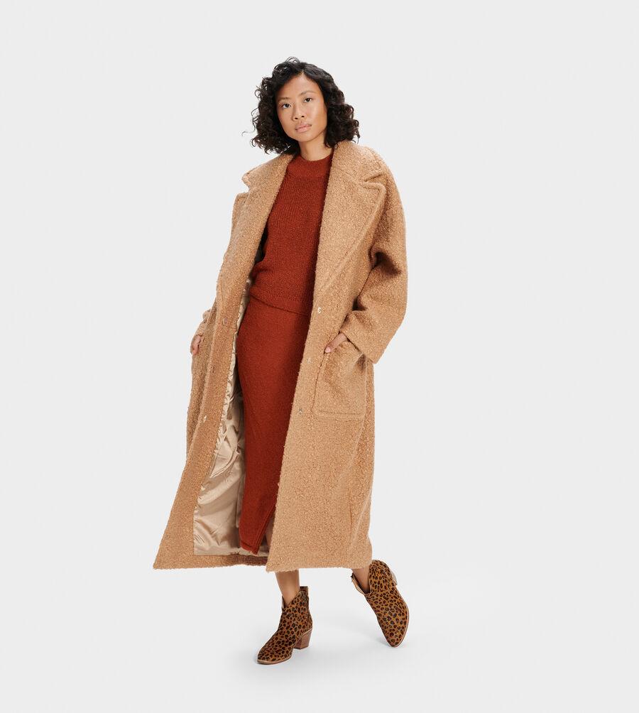 Hattie Long Oversized Coat - Image 4 of 5