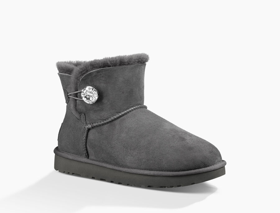 Mini Bailey Button Bling Boot - Image 2 of 6