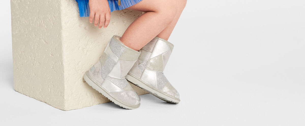 Classic II Short Patchwork Boot - Lifestyle image 1 of 1