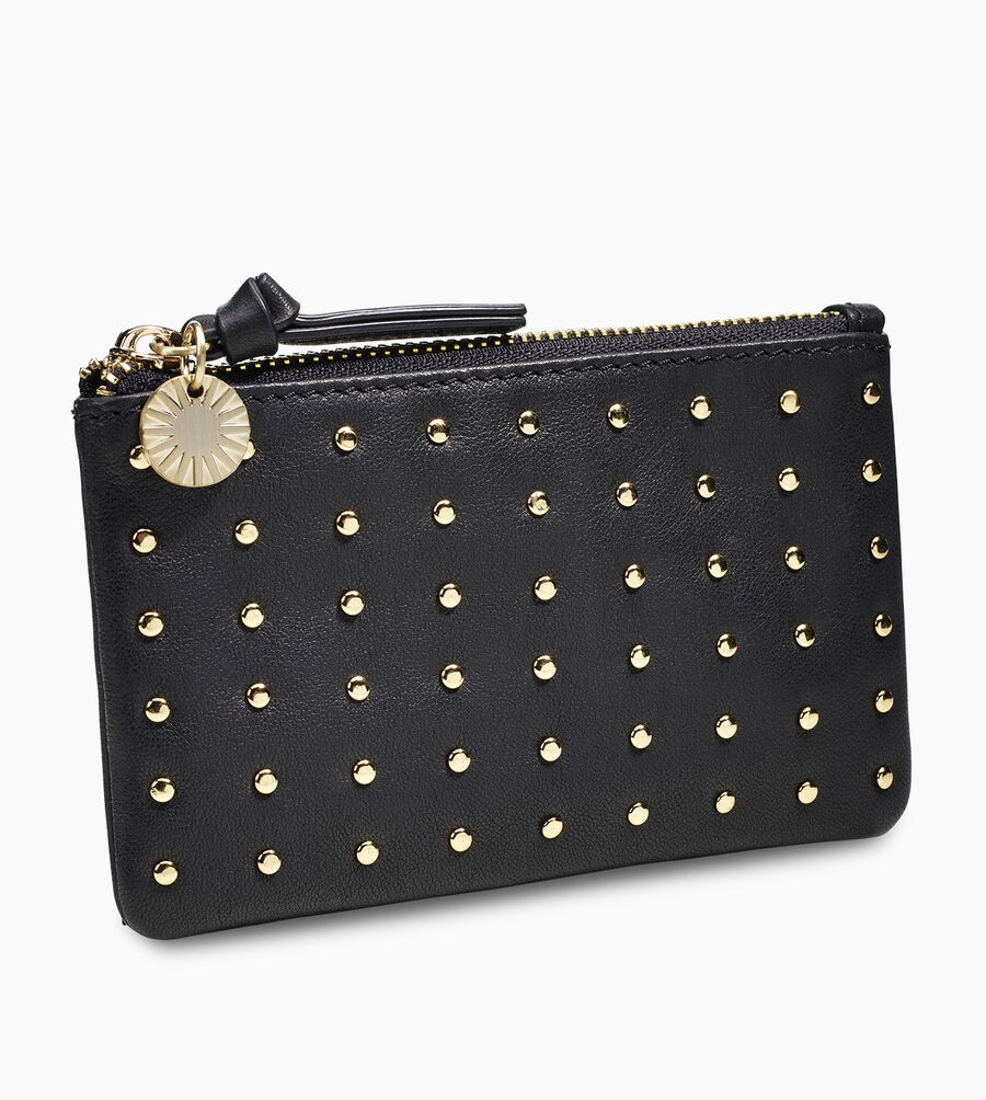 Small Zip Pouch Studs - Image 1 of 5