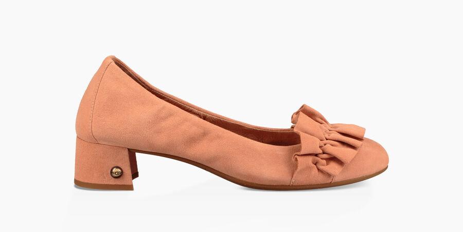 Fifi Ruffle Heel - Image 1 of 6