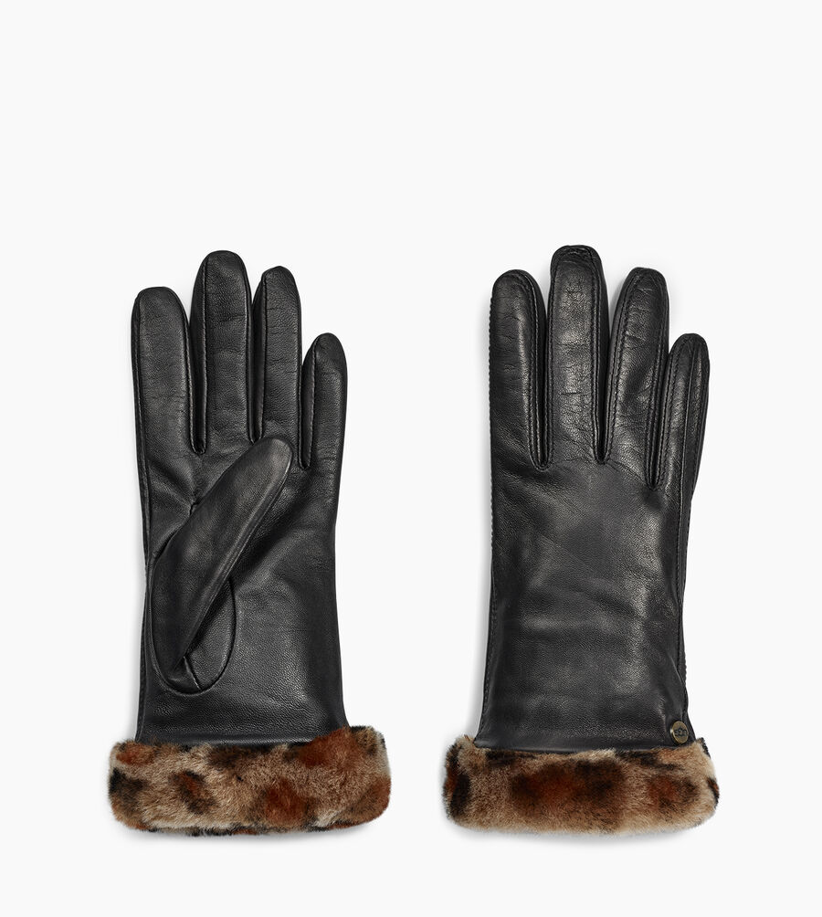 Classic Leather Shorty Tech Glove - Image 2 of 2