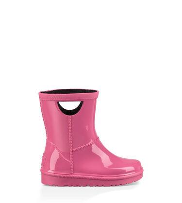 어그 빅키즈 Rahjee 레인 부츠 UGG Rahjee Rain Boot,DIVA PINK