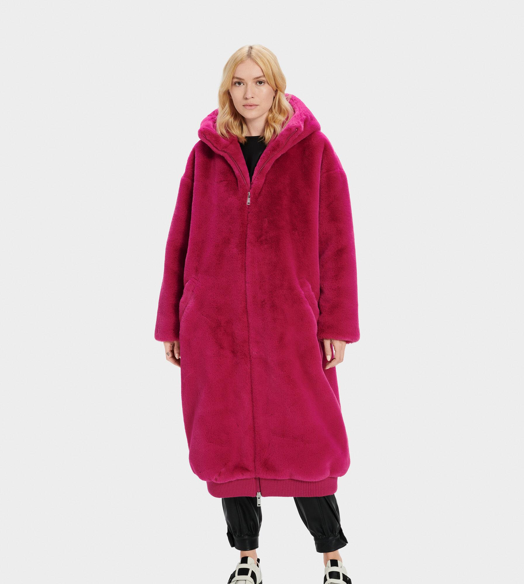 Koko Oversized Faux Fur Coat - Ugg (US)