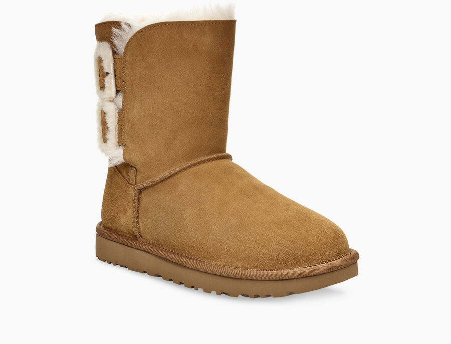 Bailey Fluff Buckle Boot  - Image 2 of 6