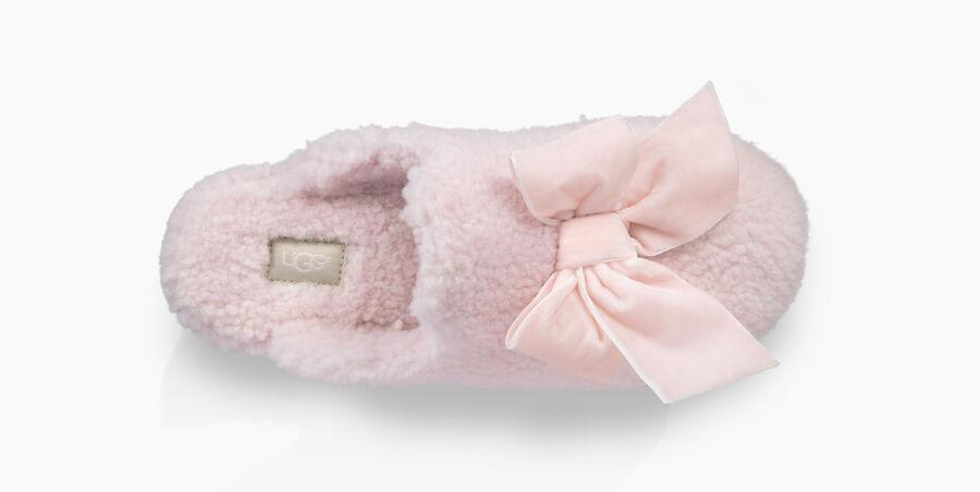 Addison Velvet Bow Slipper - Image 5 of 6