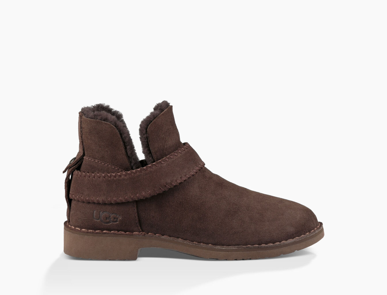 The Best Ugg Mckay Ankle Boots Womens Chocolate Online Store