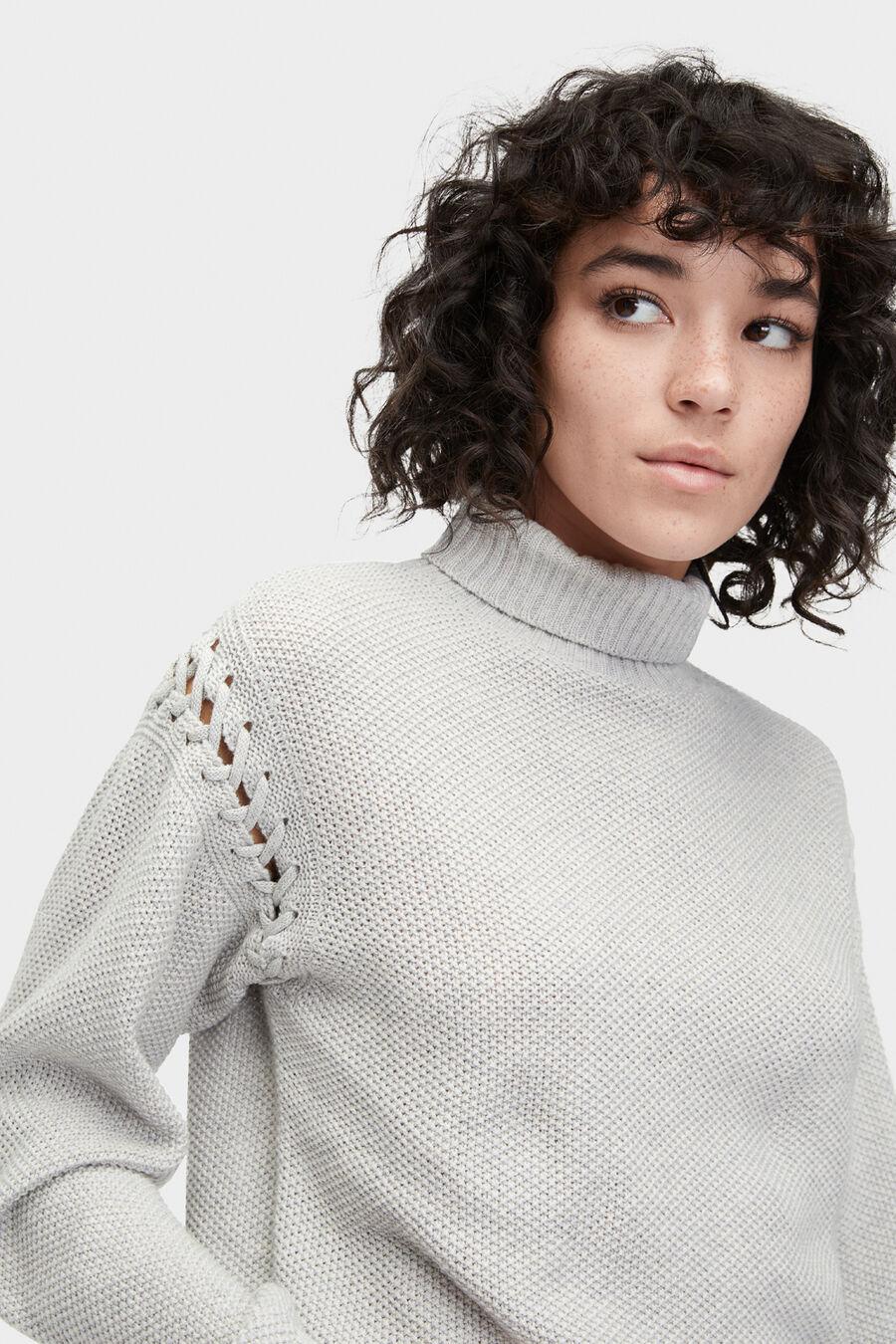 Gisele Turtleneck Sweater - Image 4 of 4